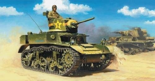 Tanque 1/35 M3A1 - ITALERI referencia IT6498 IT6498