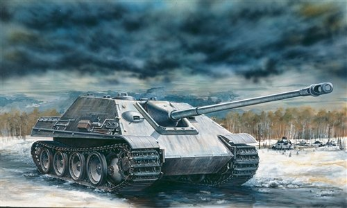 Tanque 1/72 SD.KFZ.173 Jagdpanther - ITALERI referencia IT7048 IT7048