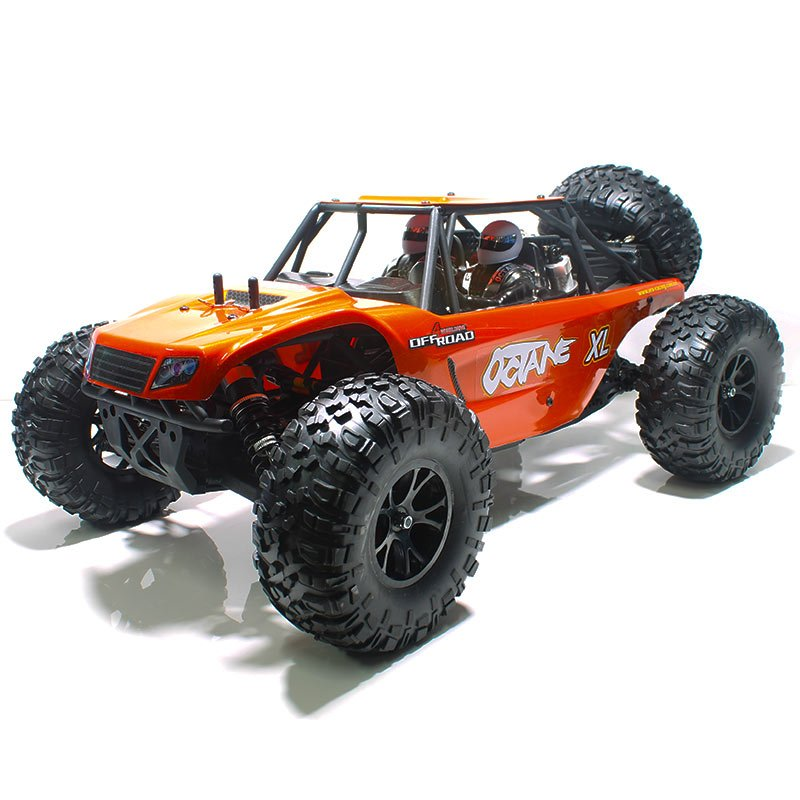 MONSTER BRUSHLESS 1/10 OCTANE XL VRX referencia RH1045 RH1045