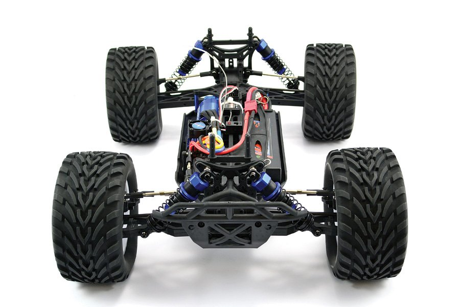 Coche rc monster truck 1/10 Bugsta Brushless RTR 4wd FTX referencia FTX5545 FTX5545