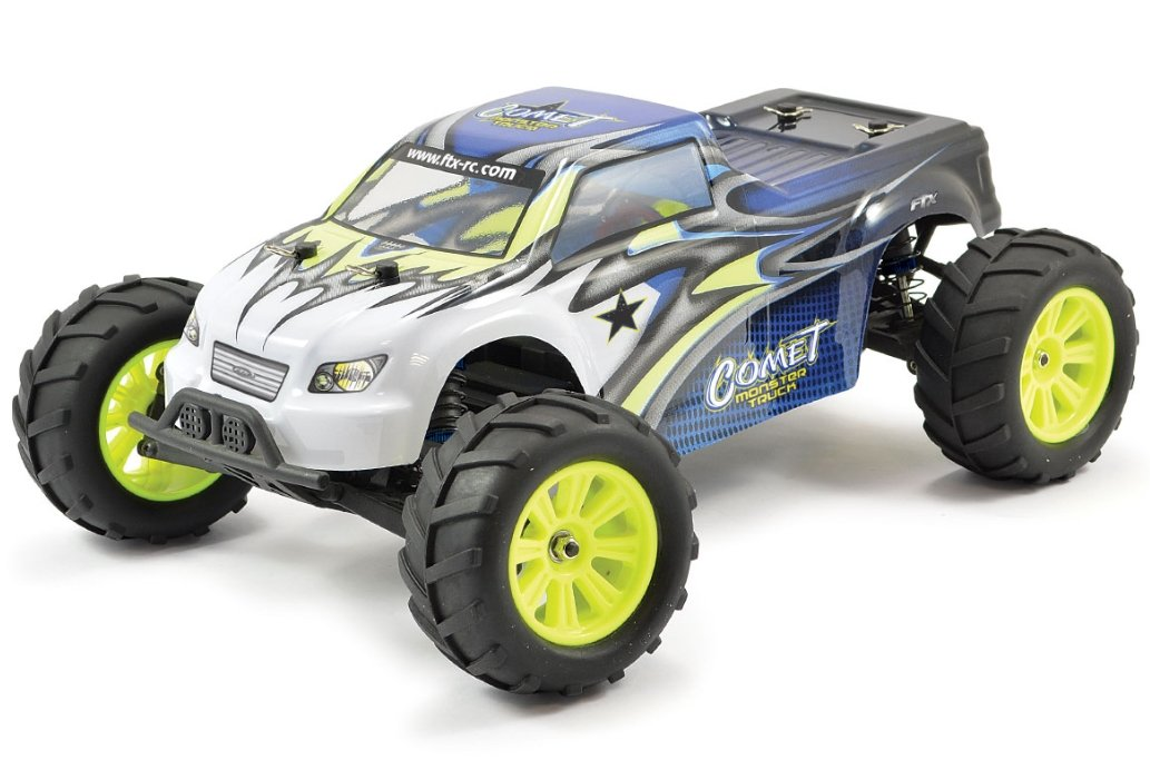 MONSTER TRUCK COMET 1/12 BRUSHED RTR 2WD referencia FTX5517 FTX5517