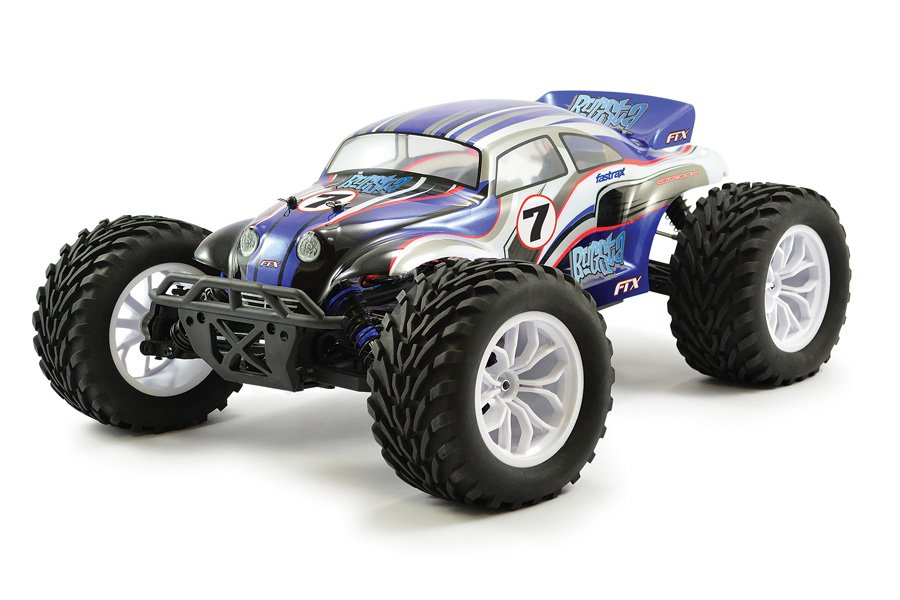 Coche rc monster truck 1/10 Bugsta Brushed RTR 4wd FTX referencia FTX5530 FTX5530