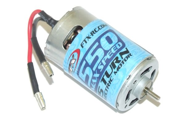 MOTOR BRUSHED 550 15T (1/10) referencia FTX6558 FTX6558