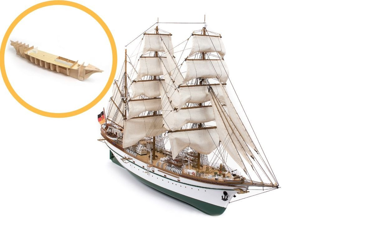 PACK 1 GORCH FOCK referencia 15003-P1 15003-P1