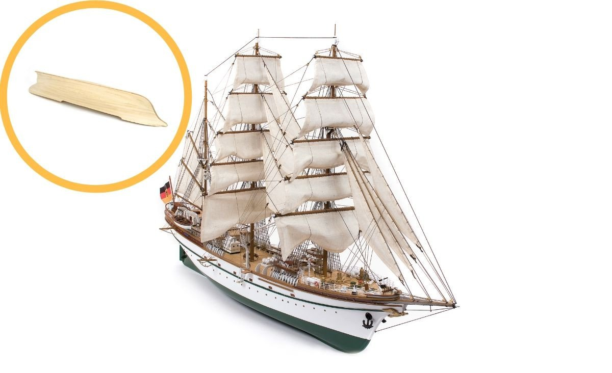 PACK 2 GORCH FOCK referencia 15003-P2 15003-P2