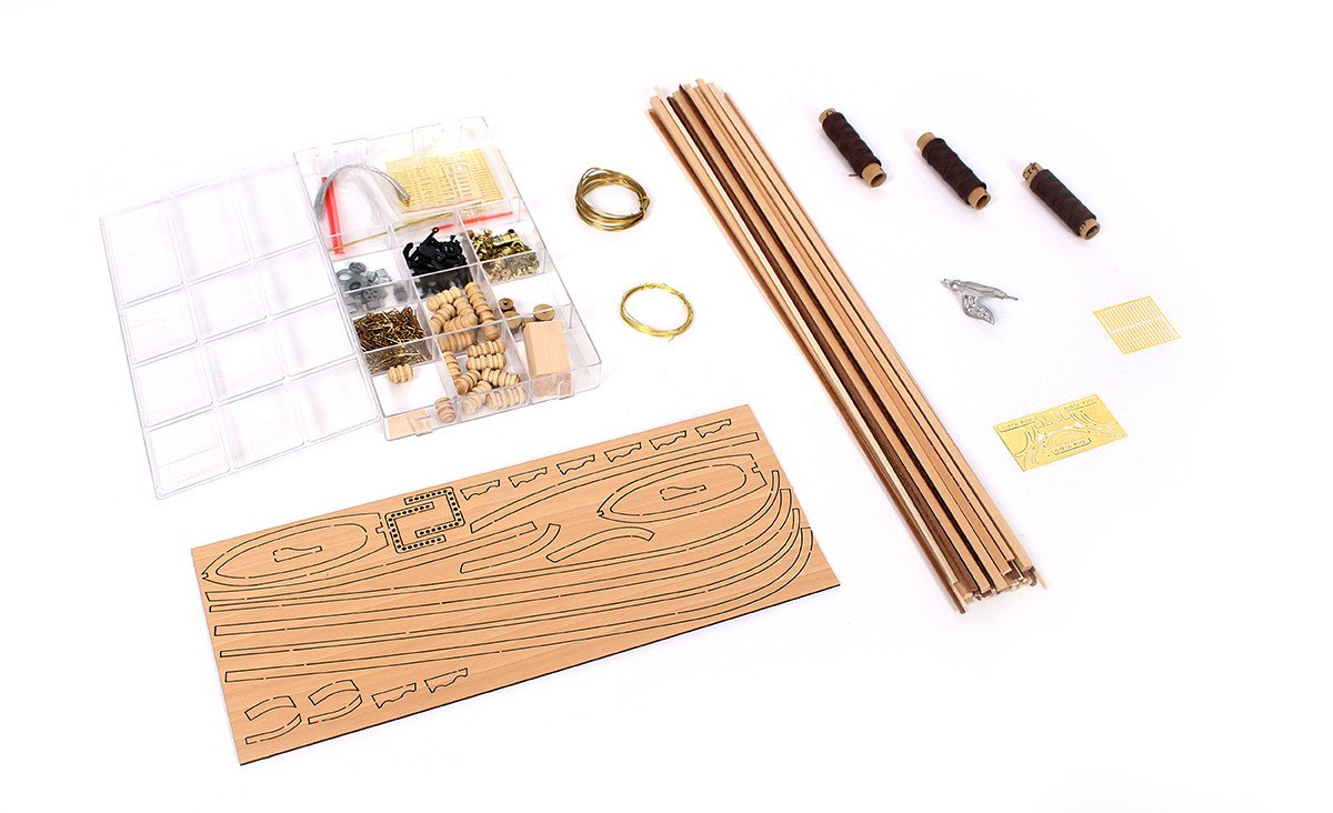 PACK 3 GORCH FOCK referencia 15003-P3 15003-P3