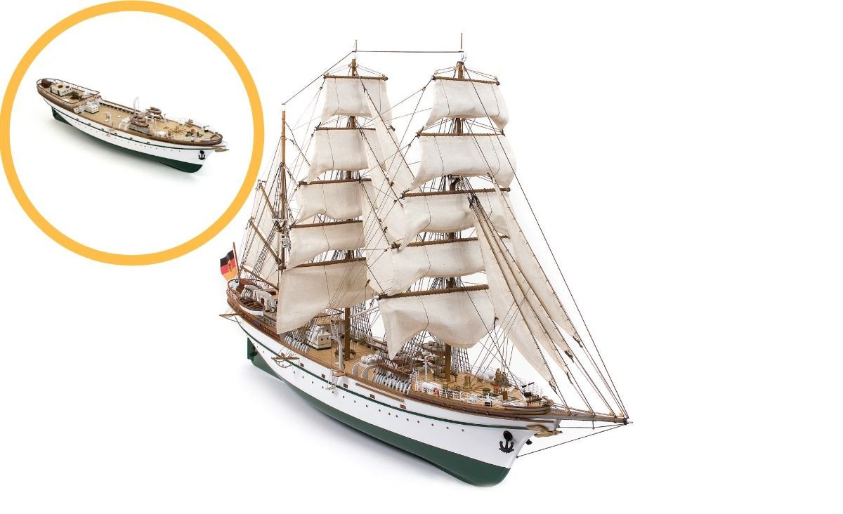 PACK 4 GORCH FOCK referencia 15003-P4 15003-P4