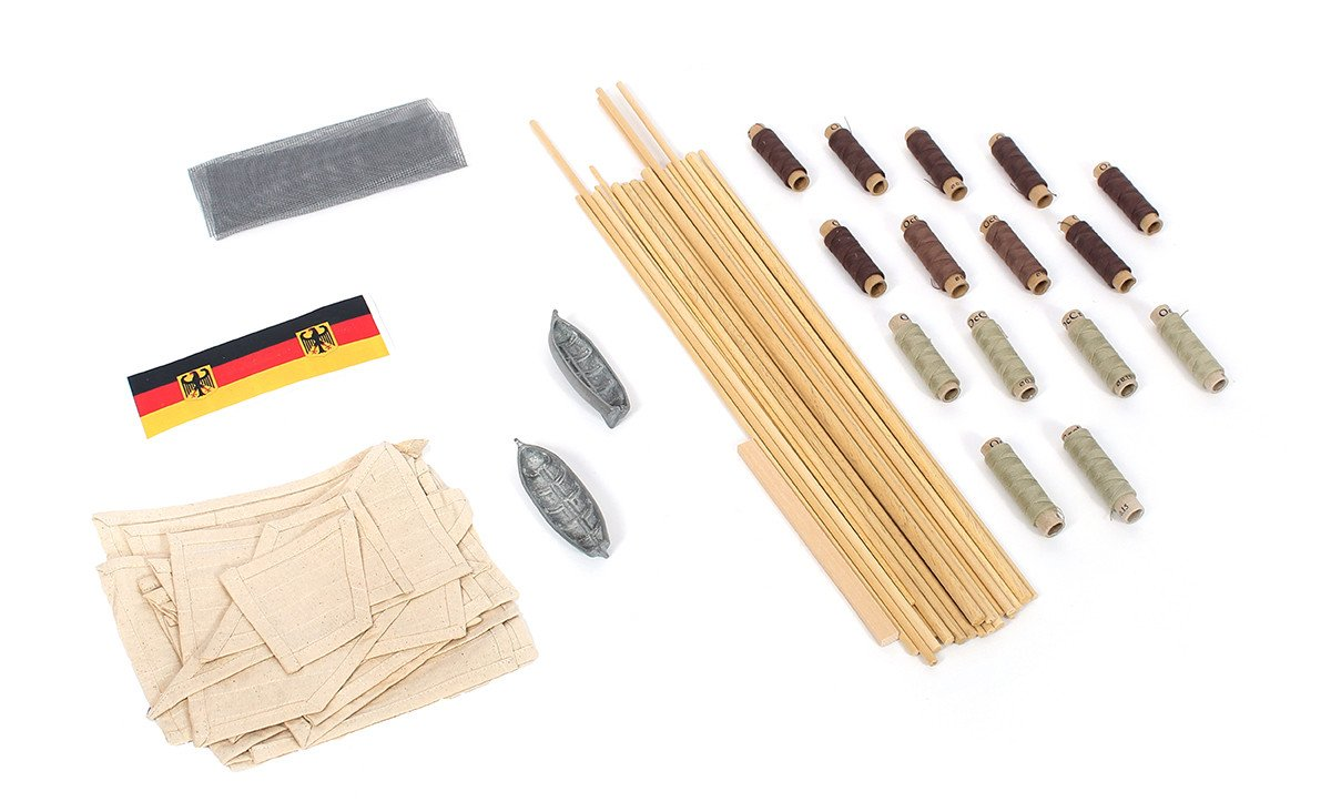 PACK 5 GORCH FOCK referencia 15003-P5 15003-P5