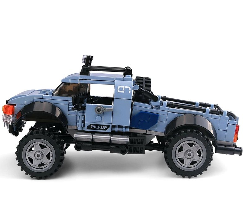 PICK UP MUK BEAR OFFFROAD ADVENTURE XINGBAO referencia XB03032 XB03032