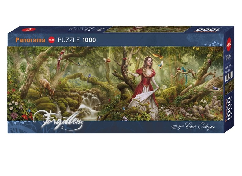 Puzzle 1000 piezas, Forest Song, Ortega (Panorama) referencia 29869 29869