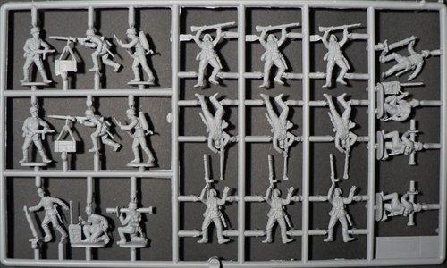 SOLDIERS 1/72 GERMAN INFANTRY referencia IT6033 IT6033