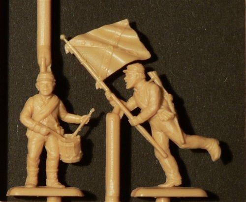 HISTORICS 1/72 CONFEDERATE TROOPS referencia IT6014 IT6014