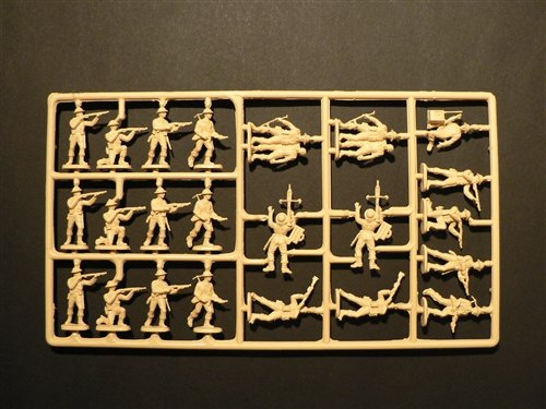 SOLDIERS 1/72 'WWII - BRITISH INFANTRY referencia IT6056 IT6056
