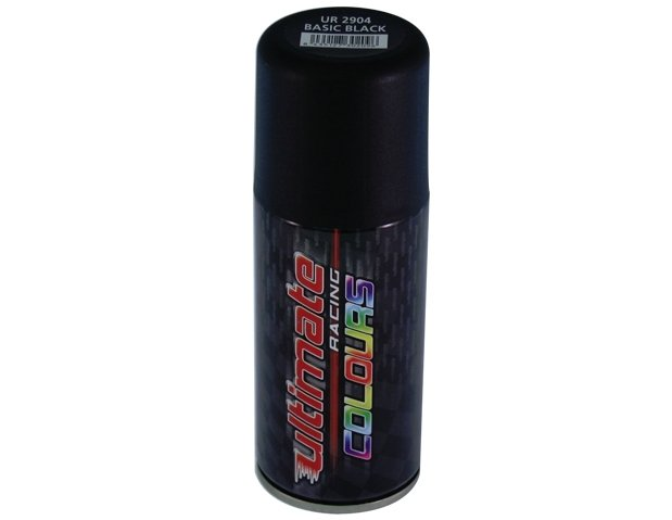SPRAY NEGRO BASICO ULTIMATE RACING referencia UR2904 UR2904