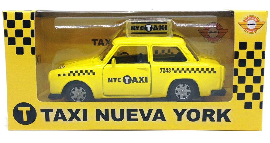 Taxi New York  referencia 3520 3520