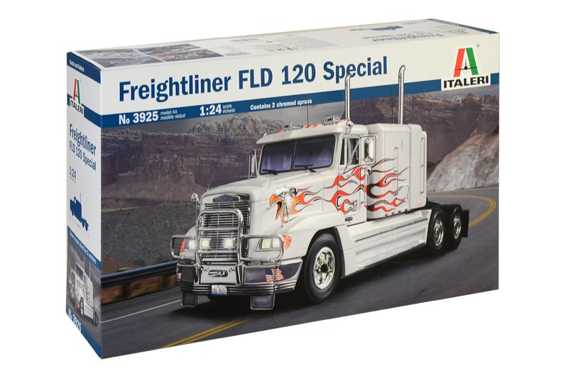 TRUCK 1/24 Freightliner FLD 120 Special referencia IT3925 IT3925