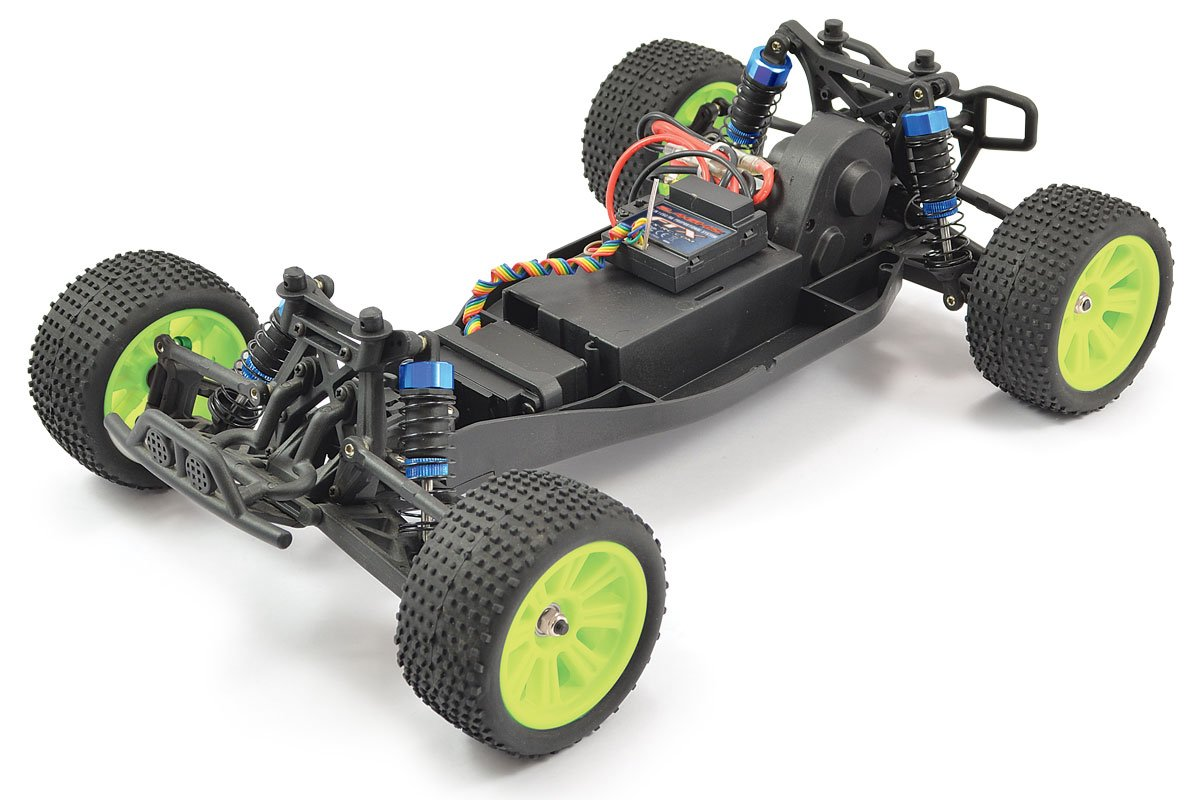 TRUGGY COMET 1/12 BRUSHED RTR 2WD referencia FTX5518 FTX5518
