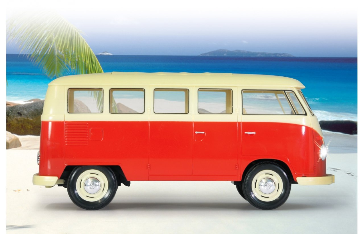 VOLKSWAGEN T1 CLASSIC BUS 1:16 1963 RC referencia 405119 405119